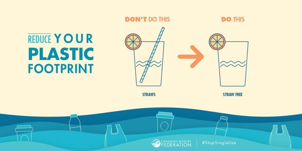 say no to straws