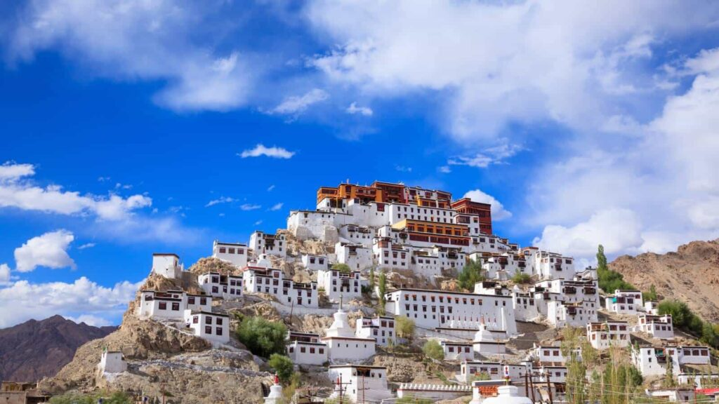 Thikse Gompha Monastery